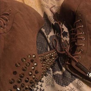 Shoes - Spiked Boots